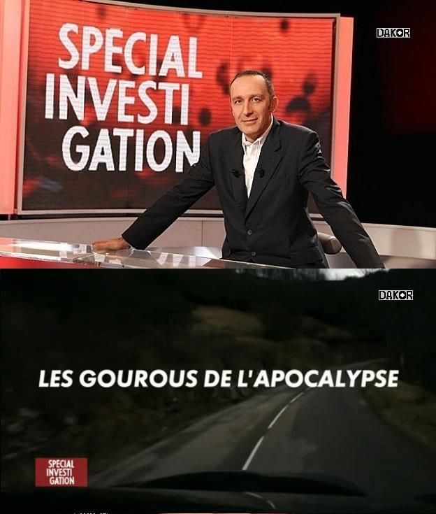 Spécial investigation - Les gourous de l'apocalypse - 19/12/2012 [FRENCH][PDTV]