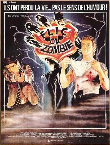 RETOUR VERS LES 80's : FLIC OU ZOMBIE (1988) dans Cinéma 12122207125515263610687201