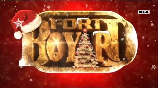 Fort Boyard - Spéciale Noël - 22.12.2012 [TVRIP]