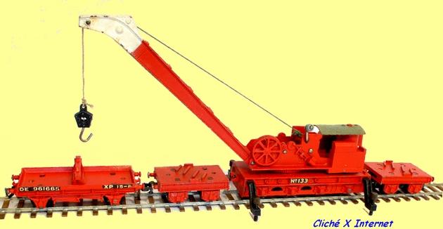 Hornby Dublo train grue 1212241051278789710695432