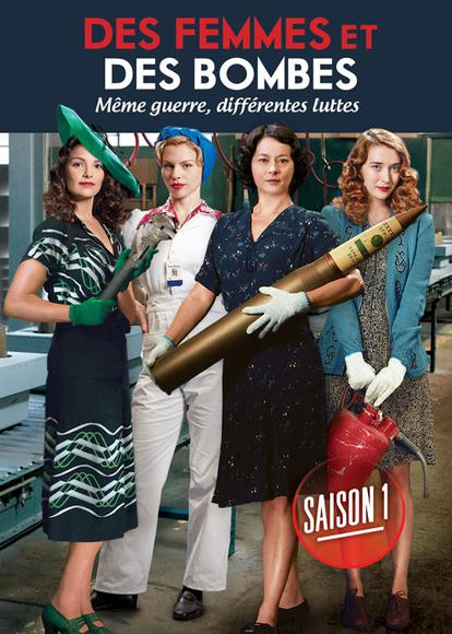 Bomb Girls : des femmes et des bombes - Saison 1 [6/6][HDTV]