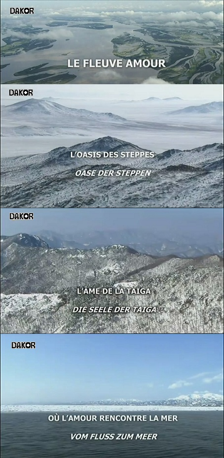 Le fleuve Amour - [3/3] [TVRIP]