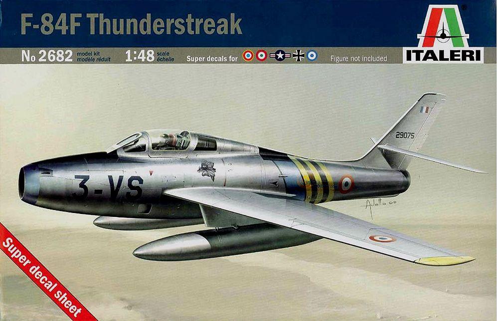 [Italeri] F-84F - 1/48e 1212291028344769010706037
