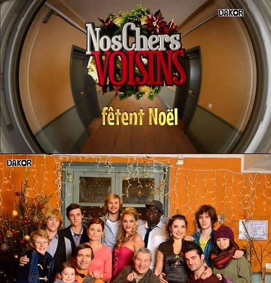 Nos chers voisins fêtent Noël - 28.12.2012 [HDTV]