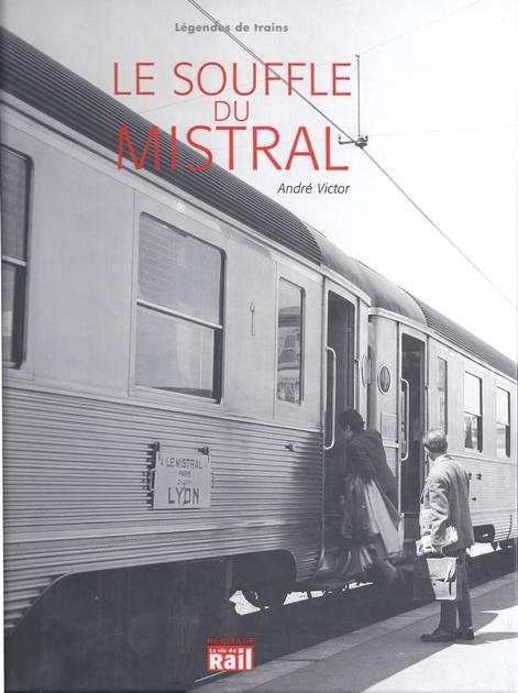 """Livre """"Le souffle du Mistral"""" 1212300517578789710710441"""