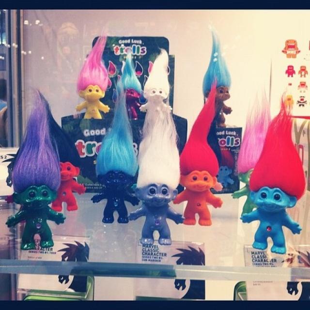 Nouveaux Good Luck Troll 2012-13, par Dark Horse Deluxe 12123006074715254110710687