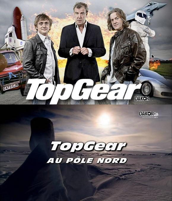 Top Gear - Au pôle Nord