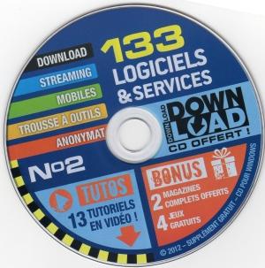 CD Download N°2 Décembre 2012 - Janvier 2013 - ISO [MULTI]