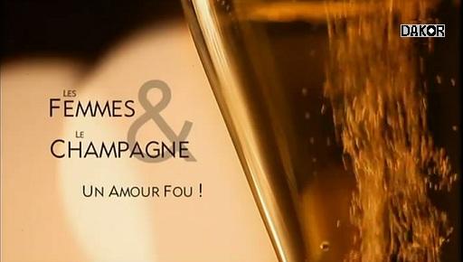 Les femmes et le champagne : un amour fou ! affiche