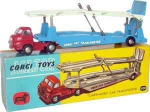 Carrimore car transporter Corgi-Toys