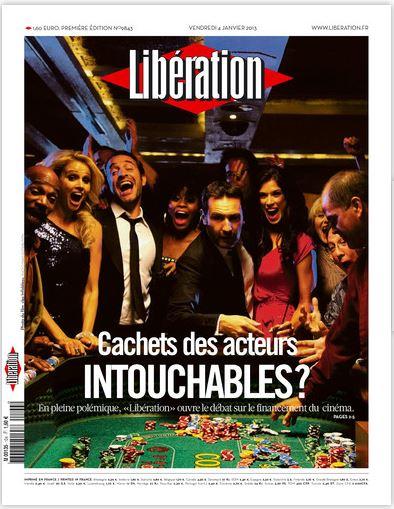 Libération Vendredi 4 janvier 2013