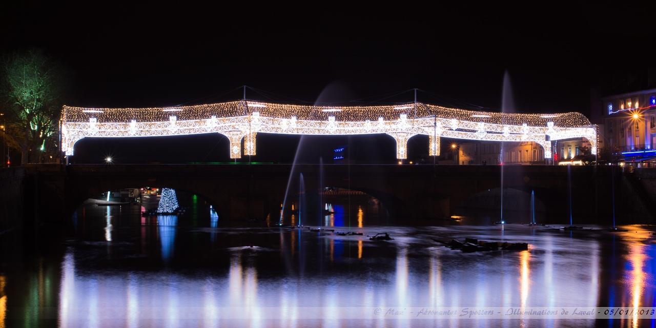 [Laval (53) - 05/01/2013] Illuminations de Noël autour de la Mayenne 13010601292515922510733189
