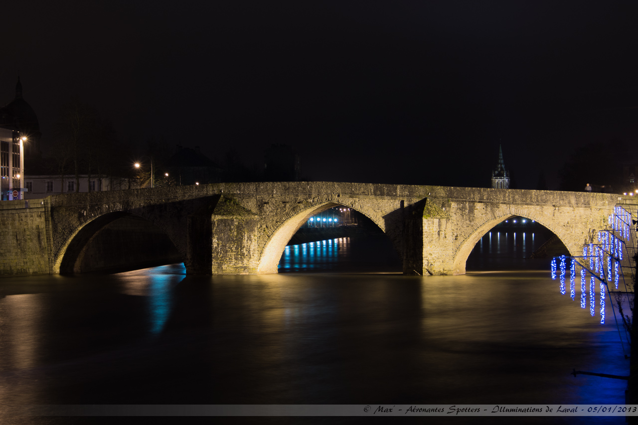 [Laval (53) - 05/01/2013] Illuminations de Noël autour de la Mayenne 13010601292515922510733190