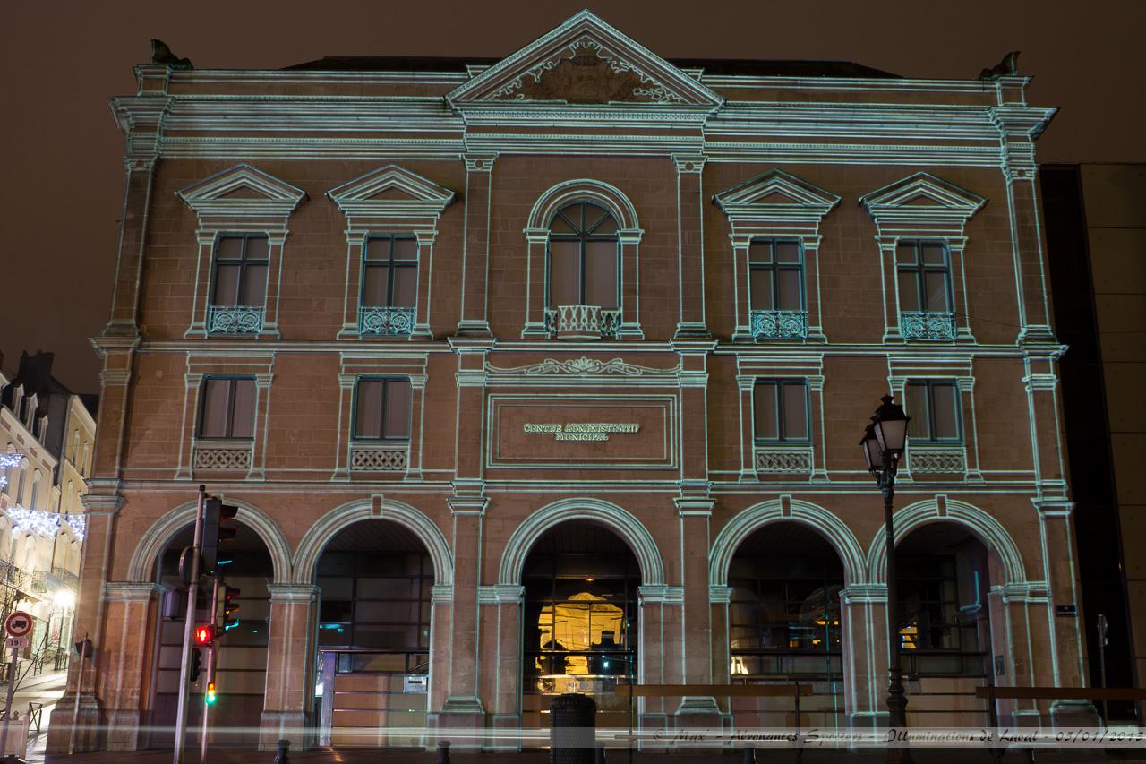 [Laval (53) - 05/01/2013] Illuminations de Noël autour de la Mayenne 13010601292615922510733198