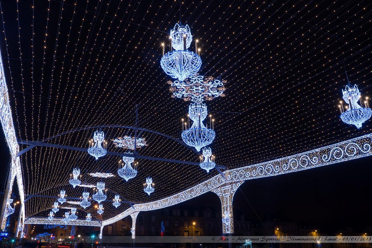 [Laval (53) - 05/01/2013] Illuminations de Noël autour de la Mayenne 13010601292715922510733201