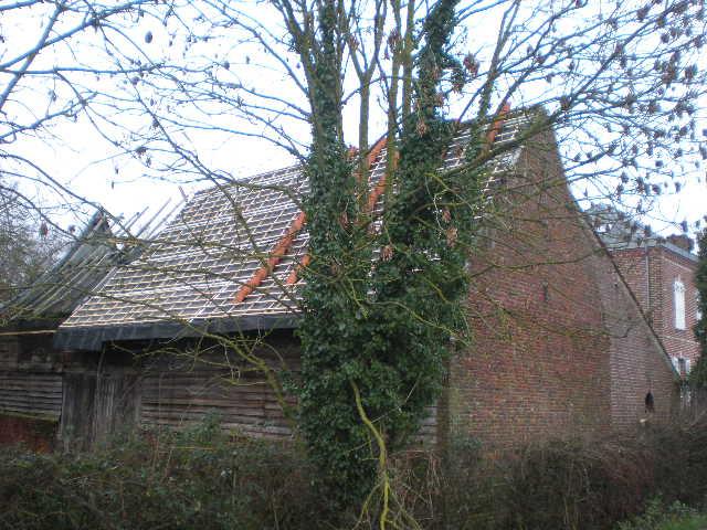 Oude schuren van Frans-Vlaanderen 13010607393114196110735185