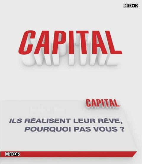 Capital - Ils réalisent leur rêve, pourquoi pas vous ? - 06/01/2013 [TVRIP]