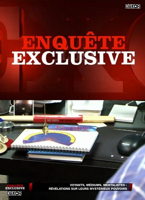 Enquête exclusive - Voyants, médiums, mentalistes : révélations sur leurs mystérieux pouvoirs - 06/01/2013 [TVRIP]