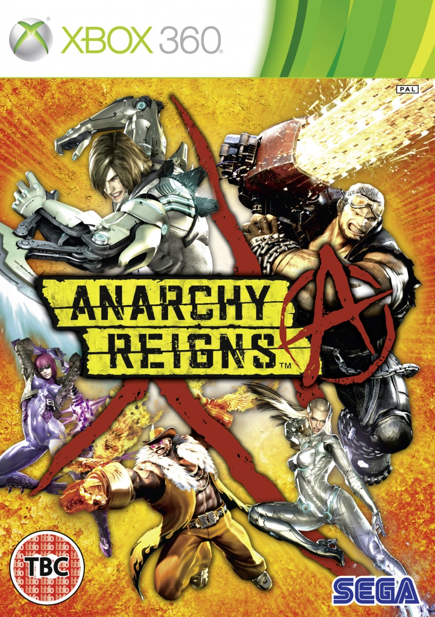 Download Anarchy Reigns XBOX360