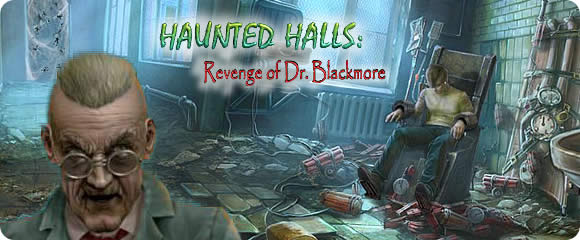 Haunted Halls La Vengeance de Blackmore Edition Collector