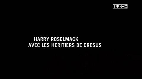 Harry Roselmack avec les héritiers de Crésus - 08/01/2013 [TVRIP-HDTV]