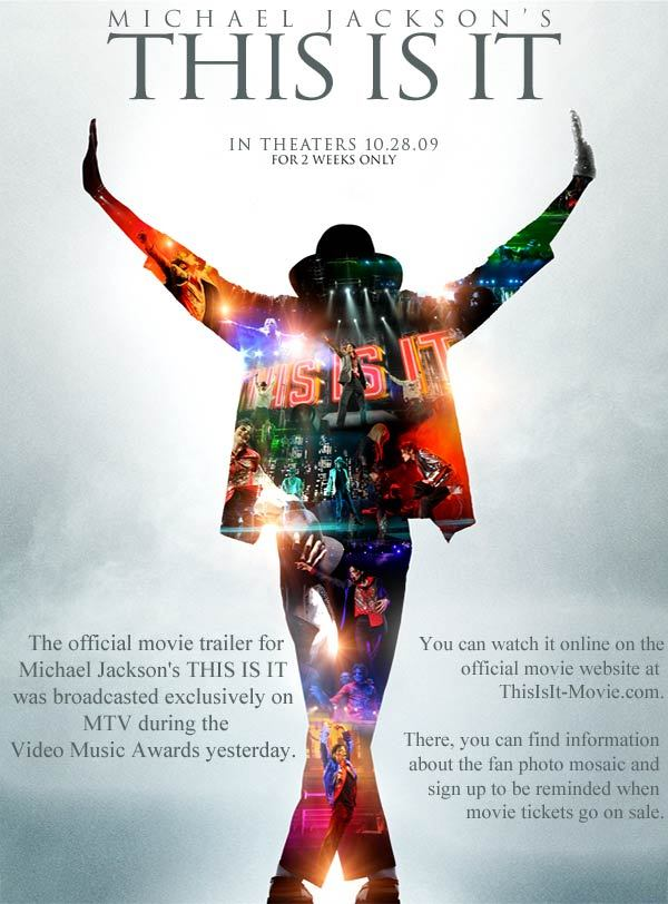 Michael Jackson's This Is It | VOSTFR | DVDRIP
