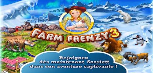 [Multi3]Farm Frenzy 3 Cinq Fermes Autour du Monde FR Patché [PC]