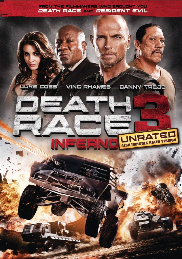 Death Race 3: Inferno   FRENCH   BDRiP