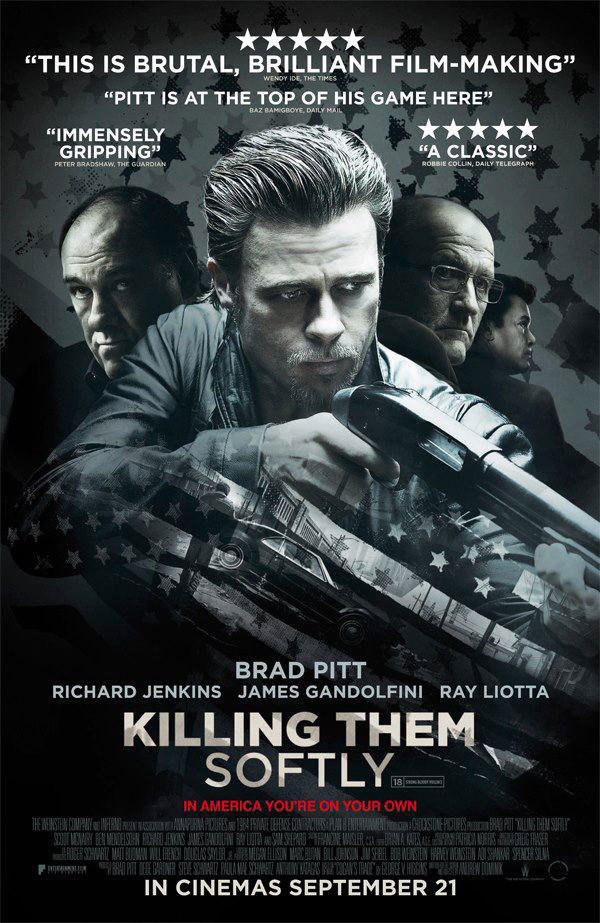 Cogan : Killing Them Softly | Multi | TRUEFRENCH | DVDRiP.MD
