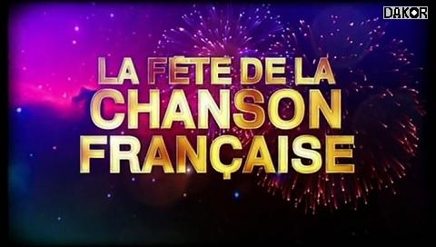 La fête de la chanson française - 11.01.2013 [TVRIP]
