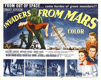 Mars, Mars et encore Mars ! dans Science-fiction 13011307020215263610755278