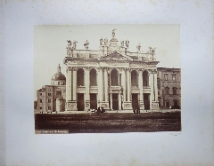 Molins - Molins Basilica S Giovanni c1865