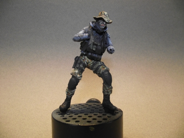 Navy seal - knight model 13011503335314336410763570