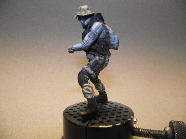 Navy seal - knight model 13011503342814336410763571