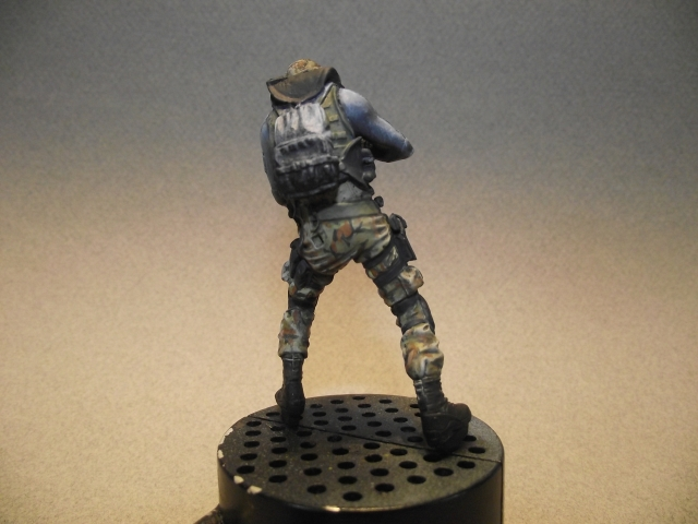 Navy seal - knight model 13011503350914336410763572