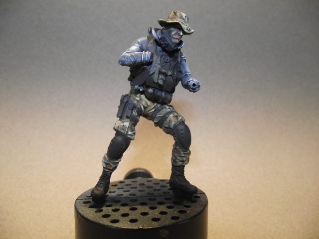 Navy seal - knight model 13011503354314336410763574