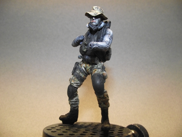 Navy seal - knight model 13011503365214336410763597
