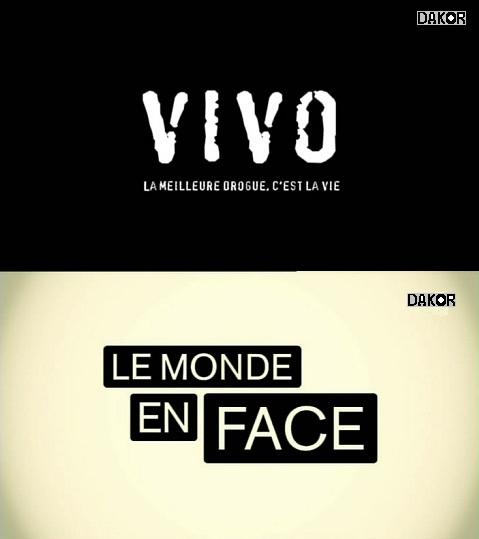 Vivo, la meilleure drogue c'est la vie + le débat - 15.01.2013 [TVRIP]