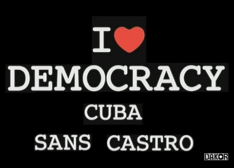 I Love Democracy: Cuba sans Castro [TVRIP]