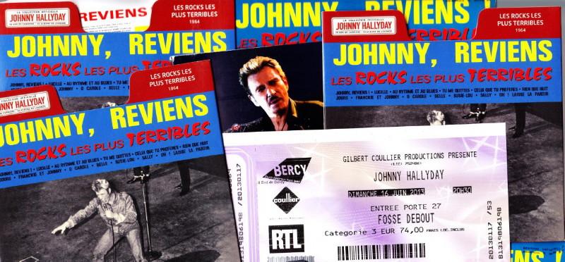 "Set list ""TOUR 2012"" JOHNNY HALLYDAY 24/04/2012 Orpheum Theatre (Los Angeles) 13011907000115789310777734"