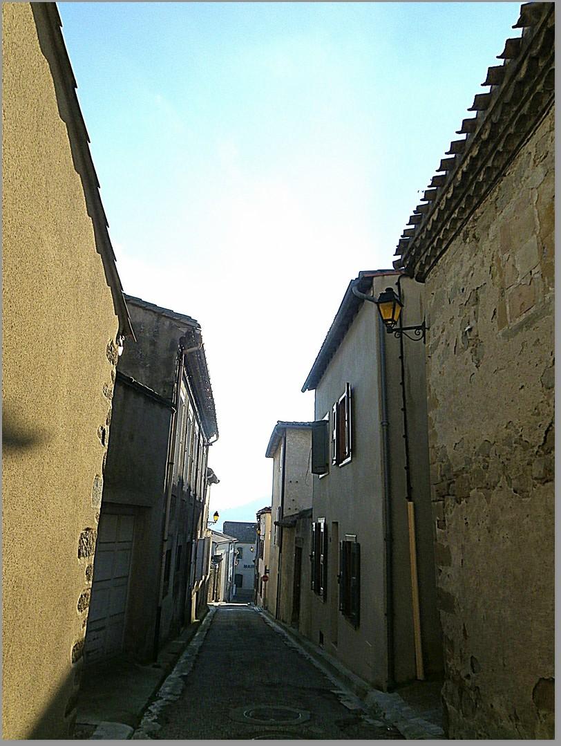 Villasavary rue de l'ancienne poste 17 01 2013 perspective blog