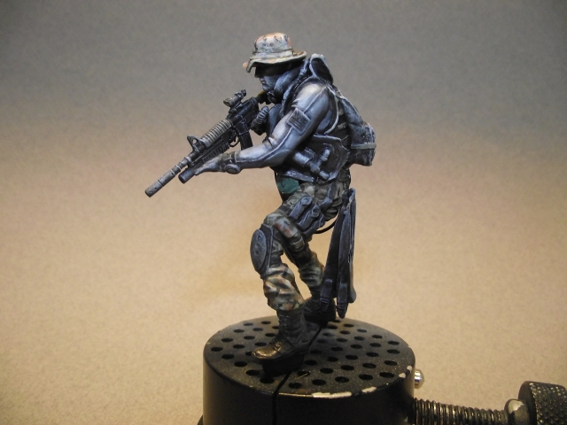 Navy seal - knight model 13012212070614336410787320