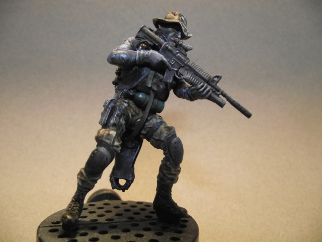 Navy seal - knight model 13012212095014336410787324