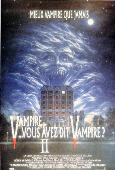 RETOUR VERS LES 80's : VAMPIRE... VOUS AVEZ DIT VAMPIRE ? 2 (1988) dans Cinéma 13012608031115263610799260