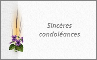 Cartes Virtuelles Gratuites Condoleances Selection De L Image