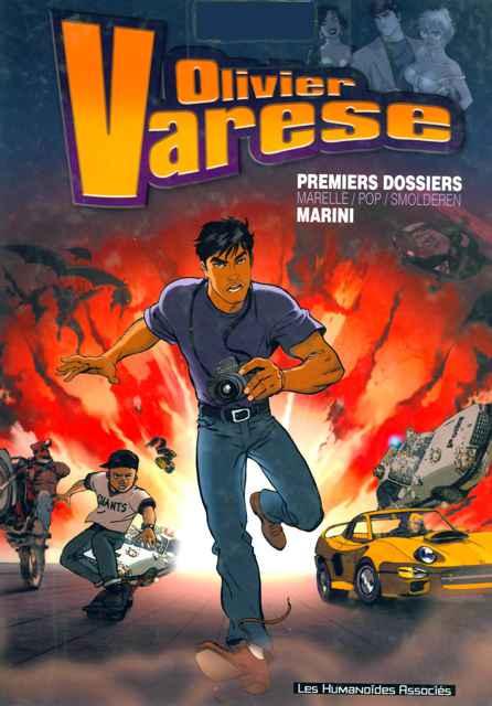 Olivier Varese[CBR]