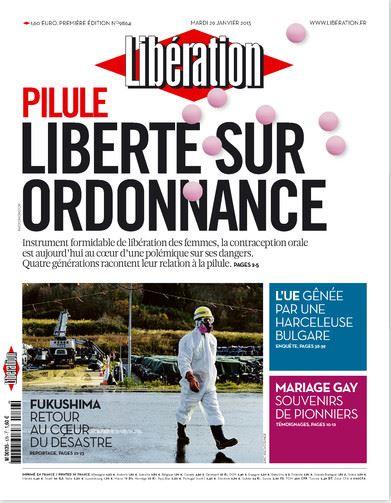 Libération Mardi 29 janvier 2013