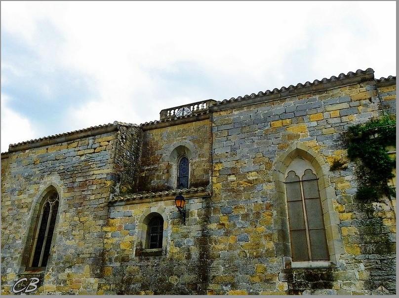 Villasavary Eglise Saint-Pierre  blog