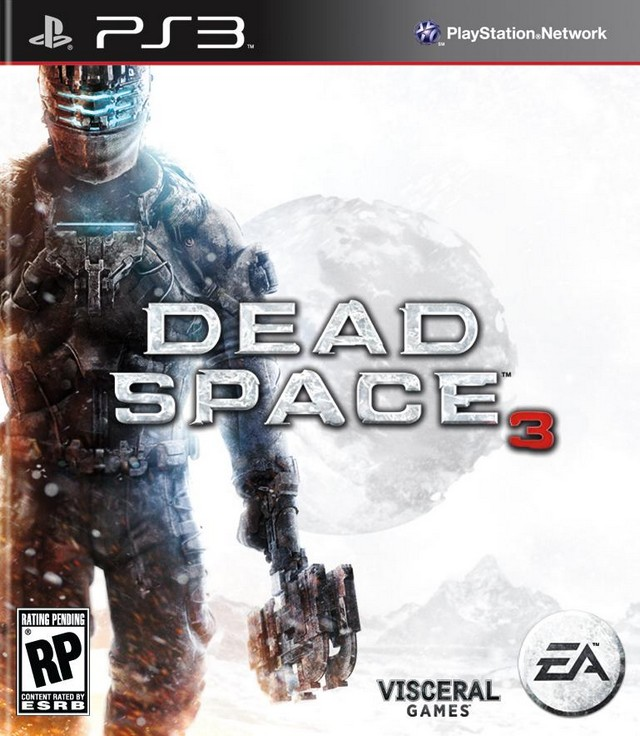 Dead Space 3 Poster