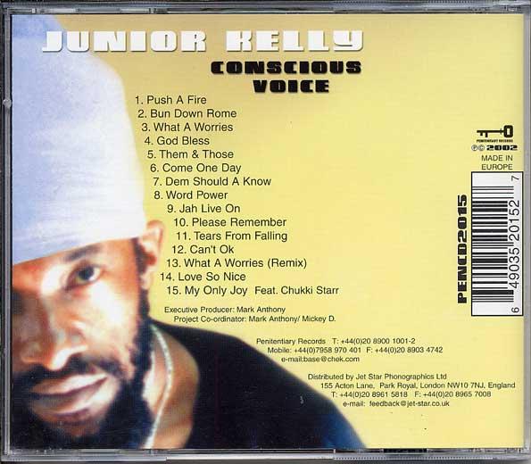 Junior Kelly - Blaze